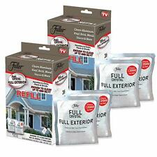 Fuller Brush Full Crystal Full Exterior Cleaner - 4 Refills (1lb) As Seen On TV
