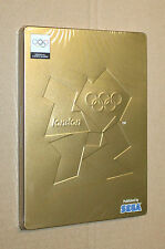 London 2012 Olympics The Official Video Game Steelbook G1 xbox 360 New & Sealed