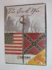 THE HISTORY CHANNEL - THE CIVIL WAR - DESTINY AT FORT SUMTER  DVD, 2005 - NEW