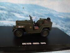 1/43 Criel model GAZ-67B USSR 1945