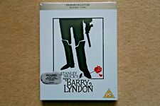 BLU-RAY BARRY LYNDON  STANLEY KUBRICK  PREMIUM EXCLUSIVE EDITION SEALED UK STOCK