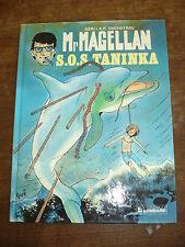 MR MAGELLAN S.O.S. Taninka BD