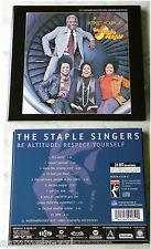 Staple Singers - Be Altitude/Respect... 24 Bit CD TOP