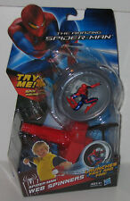 2012 The Amazing Spiderman Web Spinners launcher MOC!