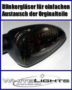 Black Indicator Glasses Moto Guzzi Sport 1200 And Breva 850 1100 1200