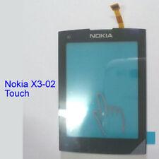 100% Genuine Original Nokia X3-02 Glass Digitizer Spare Parts Touch Screen Glass
