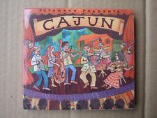CAJUN PUTUMAYO WORLD ETHNIC MUSIC CD VGC