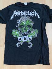 T-shirt Metallica Fillmore green