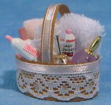 SCALA 1:12 SERIE ACCESSORI BAGNO Rosa casa delle bambole miniatura camera da letto per trucco 60