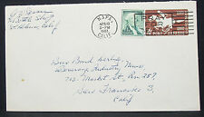 Pony Express Postal Stationery US Cover Pray for Peace 4c GS USA Brief (H-10881