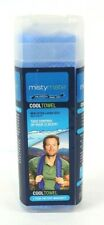 Mistymate Cooling Towel Blue Cool Towel Size XL 35.4 Inches X 15.7 Inches New