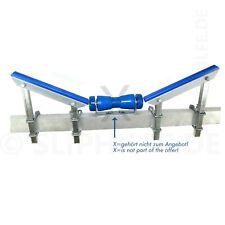 Zentrierhilfe V-Gleitschiene, blau | Sliphilfe Auffahrhilfe Boot Trailer