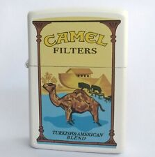 Zippo Camel Filtres Turkish & American Blend Very Rare