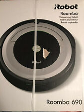 iRobot Roomba 690 Robot Vacuum with Wi-Fi Connectivity, Works with Alexa New