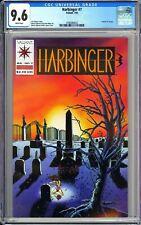 Harbinger #7 CGC 9.6 WP 1992 3766384022 Funeral of Torque Valiant