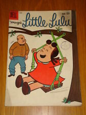 MARGE'S LITTLE LULU #144 VG+ (4.5) 1960 DELL PUBLISHING COMIC C