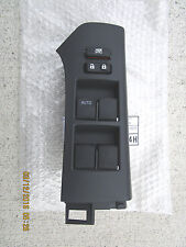 06-11 TOYOTA YARIS 4D HATCHBACK MASTER POWER WINDOW SWITCH BLACK P/N 84820-06070