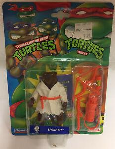 1990s RARE European Splinter TMNT Teenage Mutant Ninja Turtles 🔥 📈 NICE