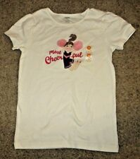 NWT Gymboree Homecoming Kitty Most Cheerful Shirt Top Size 10