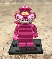 Genuine LEGO Minifigure - Cheshire Cat - Complete From Disney Series - dis08