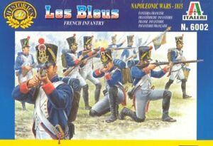 Italeri 1/72 Napoleonic French Infantry # 6002