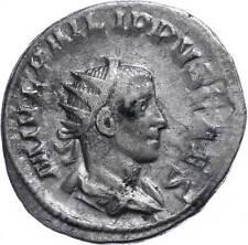 42726) Philippus II., 245-6, AR Antoninian, Rom, Sear 9240, ss