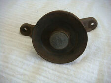 1967 1968 Ford Mustang Shelby Cougar ORIG 289 302 A/C FIXED IDLER PULLEY BRACKET