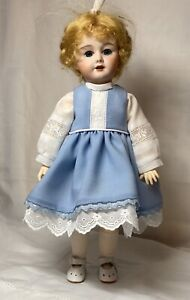Bleuette: Feeling the Blues! Jumper, Blouse and Bloomers