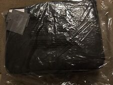 """Kenneth Cole Columbian Leather 16""""x12""""x2"""" Messenger Bags Dark Brown"""