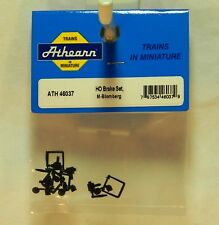 NIB HO Athearn #46037 Brake Set for M-Blomberg Trucks