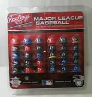 Rawlings Major League Baseball Batting Helmet Standings Board Mini Helmets NEW