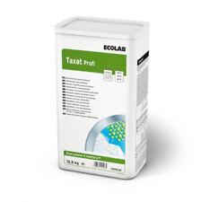 Taxat Prof, Vollwaschmittel, für alle Textilien und Wäschearten geeignet 12,5 kg