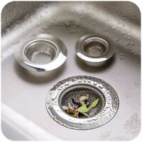 Holes Waste Stopper Bathtub Drain Strainer Bathroom Plug Filter Sink Filter