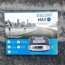 *Brand New Seal* Escort MAX360C Laser Radar Detector WiFi & Bluetooth Enabled