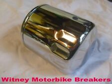 HARLEY DAVIDSON S&S CHROME OIL FILTER CHROMED 1999-2007 BIG TWIN