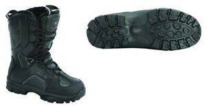 """FLY RACING """"MARKER"""" BOOTS SNOWMOBILE -40 DEGREE REFLECTIVE BLACK - PICK SIZE"""