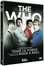 The Who - Biography Channel DVD (2010)