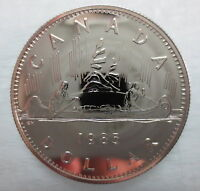 1985 CANADA VOYAGEUR DOLLAR PROOF-LIKE COIN