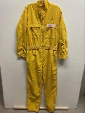 Vintage Coverall Utility Uniform Men's Large Vintage (A0090)