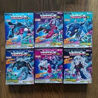 Transformer Gum King Poseidon 6 Kinds Set
