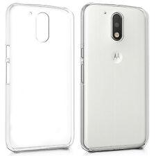 "Funda Carcasa Transparente Silicona Para Motorola Moto G4 Plus XT1640 5,5"""