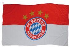 Hissflagge Fahne FC Bayern München Logo Flagge - 150 x 250 cm