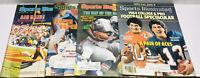 Miami Dolphins Vintage Sports Illustrated. Dan Marino &more 1984 Season Mags