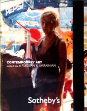 Sotheby's Catalog CONTEMPORARY ART RUSSIAN & UKRAINIAN 6/2009 LONDON See Index