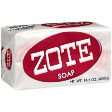 Zote Laundry Bar Soap Pink - 14.1oz bar *You choose Count