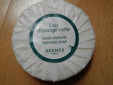 Hermès Hermes EAU D'ORANGE VERTE perfumed soap Seife 50 g