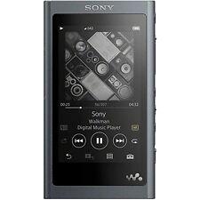 Sony Walkman A Series 16Gb Nw-A55 Audio Player Hi-Res Black japan new