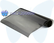 Gris Película Vinilo Impermeable 30cmx120cm Protección para Lámpara Faros Coche