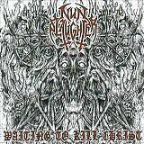 NUNSLAUGHTER - Waiting to kill Christ - CD Album
