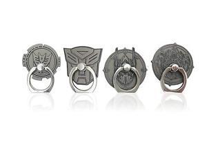 2 3 4 pack Transformers 360 Finger Grip Metal Ring Stand Holder CellPhone Tablet